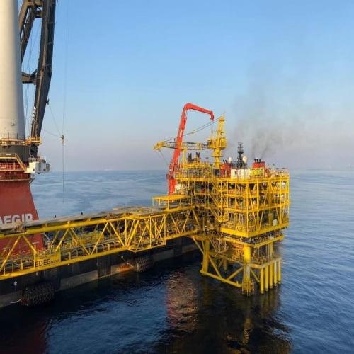 Cung ứng hơn 100 nhân lực chất lượng cao cho dự án Offshore Gallaf - Qatar