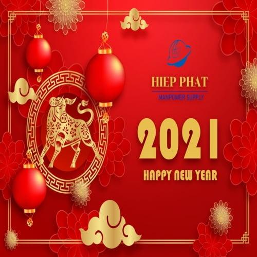 Thư chúc mừng năm mới của Công Ty Hiệp Phát gửi quý khách hàng