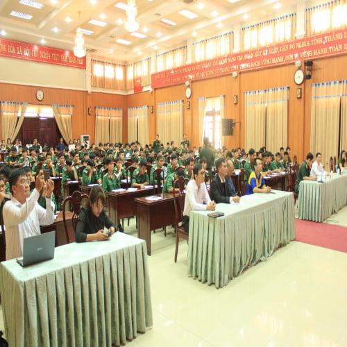 Bộ CHQS tỉnh Bà Rịa – Vũng Tàu tư vấn học nghề, giới thiệu việc làm cho quân nhân xuất ngũ năm 2021