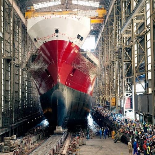 [Tips] Công nghệ hàn tàu biển