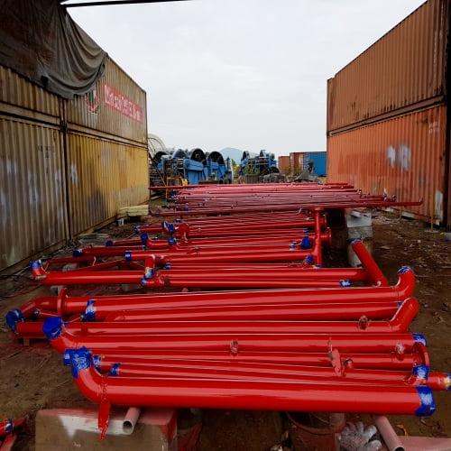[Tips] 5 lớp sơn phủ đường ống công nghiệp