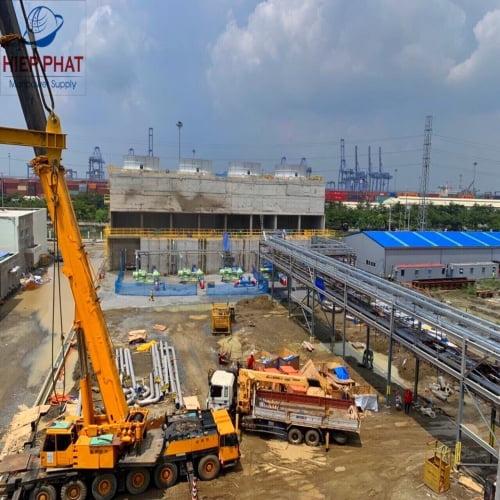 Bước đệm thành công từ dự án sản xuất PP4 - Hyosung Phú Mỹ