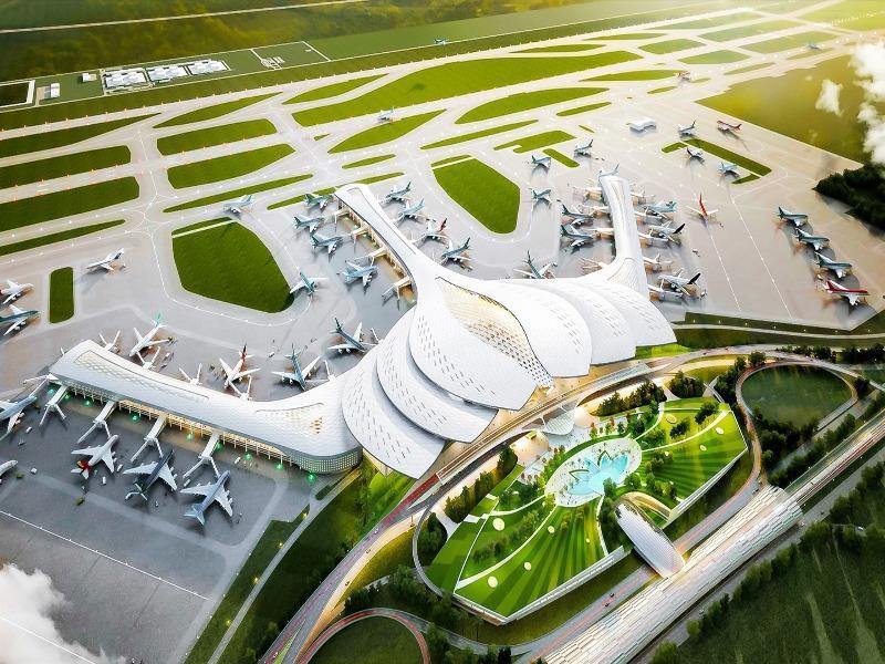 ACV đầu tư hơn 99.000 tỉ đồng xây sân bay Long Thành